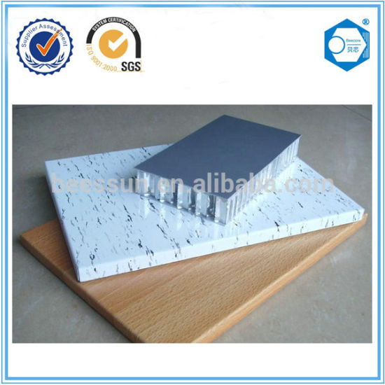 Excellent Aluminum Honeycomb Core Sandwich Panel Partition Wall Panels pictures & photos