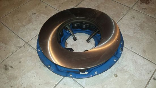 Clutch Disc/Clutch Cover/Clutch Plate for Chang an Bus pictures & photos