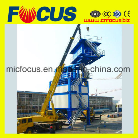 High Quality 200t/H Asphalt Mixing Plant for Road Paving pictures & photos