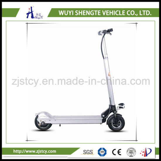 Freefeet Fast Shipping Popular 350W Electric Scooter with Big Wheels pictures & photos