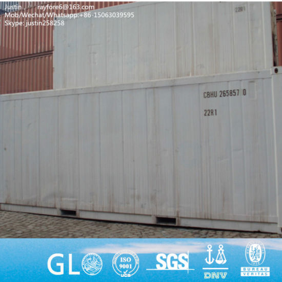 Cimc Singamas 20FT & 40FT Reefer & Insulated Container Carrier  Refrigeration Unit Sea Container Reefer Container