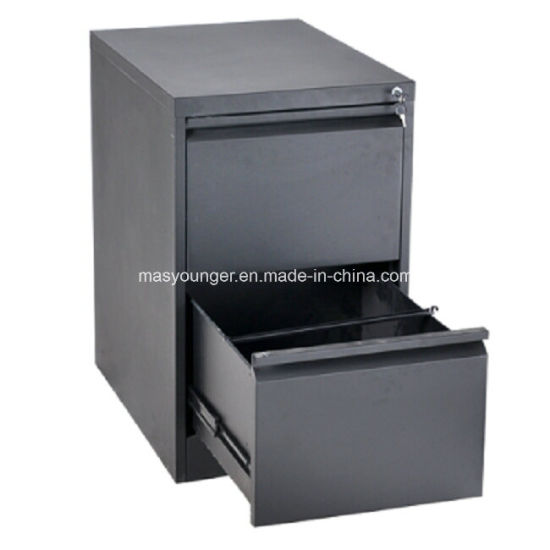 china metal 2 drawer filing cabinet under desk home steel office 2 drawer file cabinets for the home