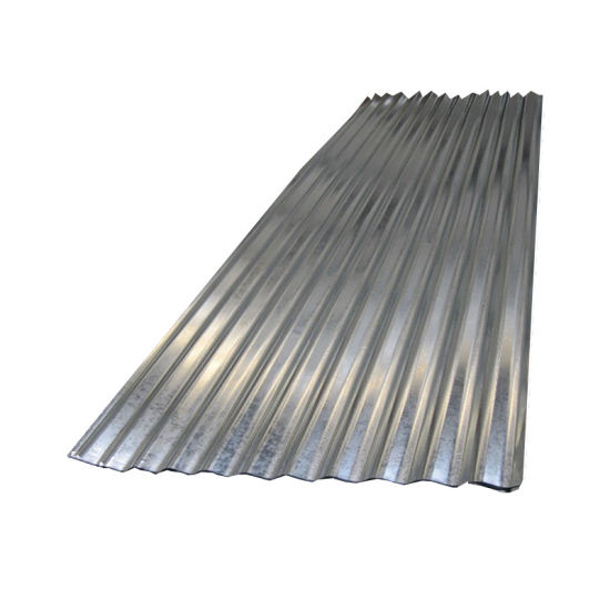 Building Material Zinc Coated Galvanized Corrugated Iron Roofing Sheet Price