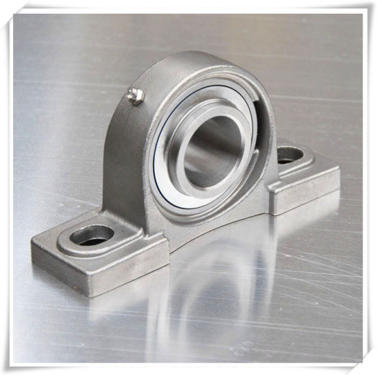 UCP Ucf UCFL UCT UC Plastic Bearing Housing F205 Ucf205 Plastic Pillow Block Bearing with Stainless Bearing pictures & photos