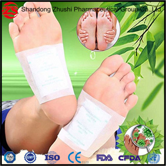 China Healthcare Detox Foot Patch China Foot Patch Foot Pads