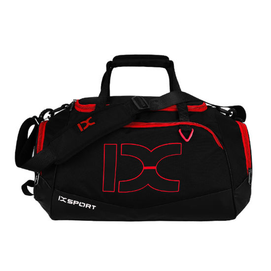 Good Quality Waterproof Unisex Gym Bags with Custom Private Logo
