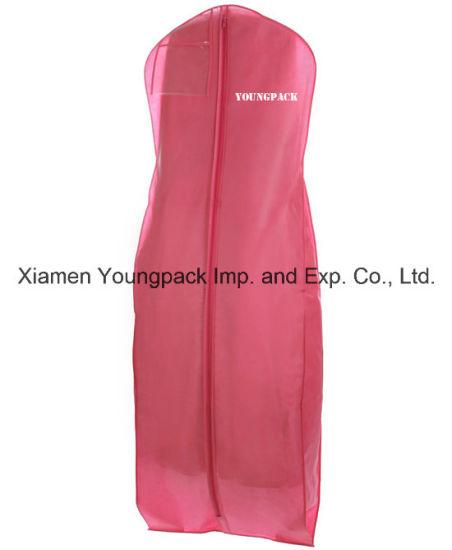 Wholesale Non-Woven Breathable Wedding Dress Suit Bag
