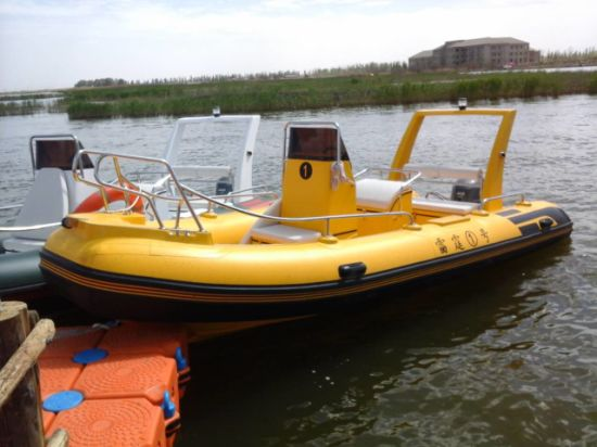 Rib Boat 5.2m for 10 Person