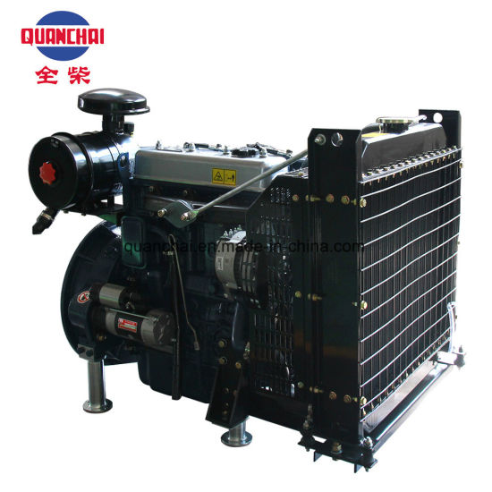 Chinese Best 4-Cylinder Diesel Engine for Sale QC490d