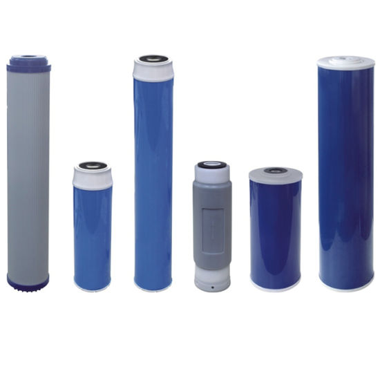 GAC Activated Carton Filter in RO Water Parts
