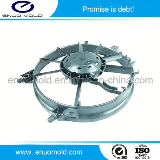 China Coolant Fan Shroud Injection Mouldings for Automobile