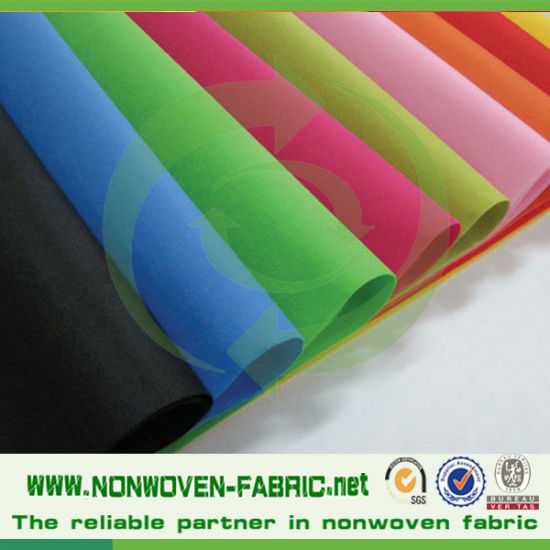 Factory Supply TNT Nonwoven Fabric with Quality pictures & photos
