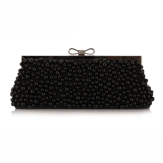 ec763fb6bb Newest Fashion Beaded Diamond Ring Women Designer Clutch Handbag pictures &  photos