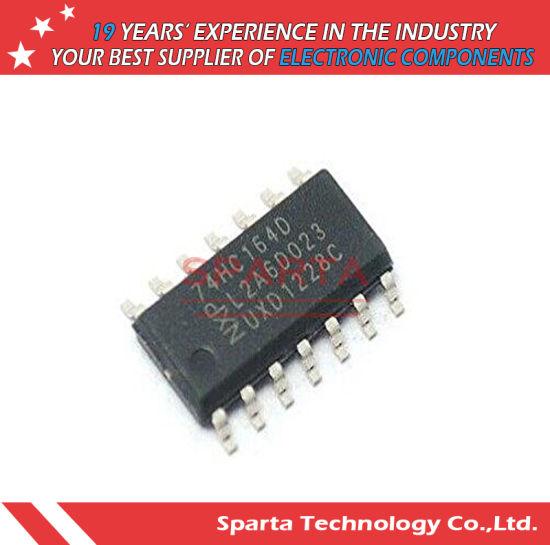china 74hc164d sn74hc164dr hc164 sop14 silicon monolithic cmos rh spartatech en made in china com