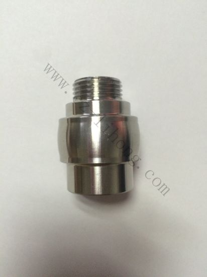 Stainless Steel Bsp Pipe Fitting Male Threaded Parts pictures & photos