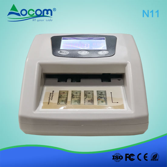 Desktop Magnifier Fack Money LED Countfeit Money Bill Detector