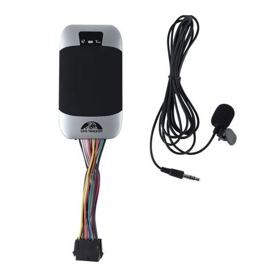 Waterproof GPS Motorcycle Tracker with Inbuilt Antenna Tk303f Tk303G