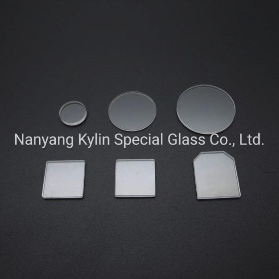 Mechanical Polished Jgs3 Infrared Clear Quartz Sight Window pictures & photos