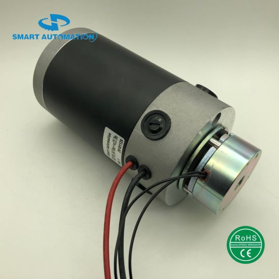 Electric Vehicle DC Motor Used for Automotive off-Road Vehicle, Wheelchair, E-Bike, E-Scooter, Golf Cart, Agv Cart