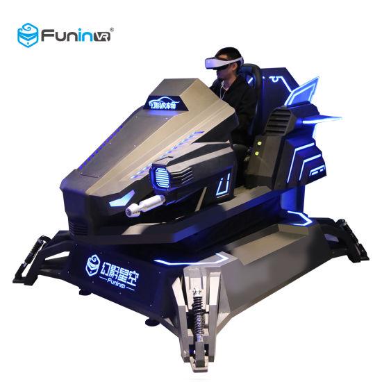 Guangzhou Zhuoyuan Vr Racing Motor Simulator for Fun Vr Racing Car Driving Simulator One Seat Vr Car Driving Simulator