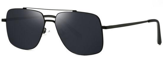 Classic Avaito Sunglasses, Oversize Square Eyewear Frame