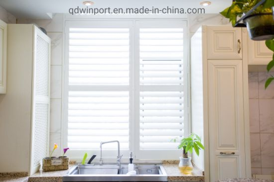 Real Manufacturer PVC Plantation Shutters (WPPWS SERIES)
