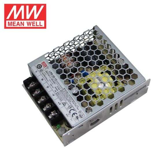 Meanwell LRS-35-12 35W 12V Single Output Enclosed type Switching Power Supply