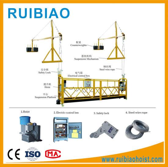 High Load Capacity Zlp 630 Suspend Platform Suspended Platform Cradle