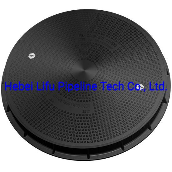 High Quality SMC Composite Heavy Duty Lockable Inspection Manhole Cover