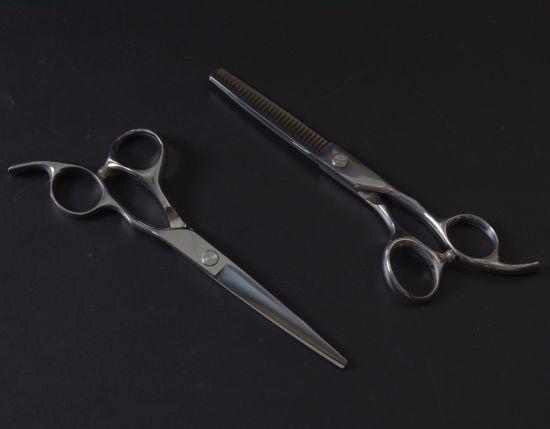 6inch Straight Snips Texturising Scissors Children Hairdressing Haircut Hair Scissor