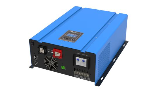 8000W DC 48V to AC 220V Pure Sine Wave Solar Power Car UPS Inverter for TV