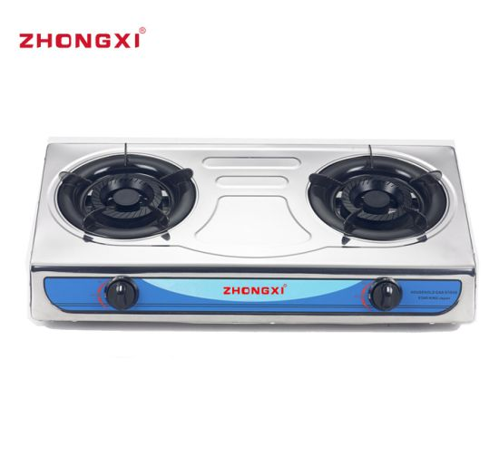 Industrial Blue Flame Table Top Gas Stove [Jz-RS233]