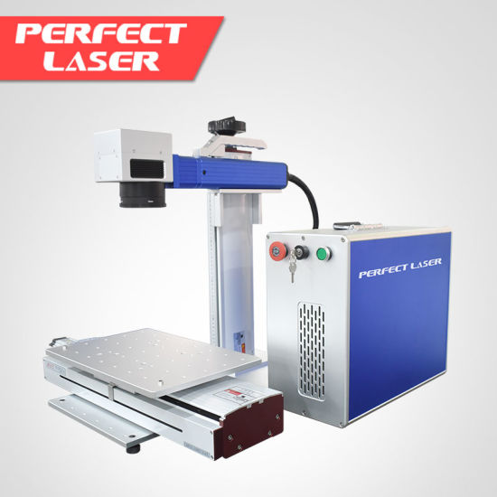 Jewelry Cutting Pigeon Ring Color Fiber Laser Marking Machine for Small Bussiness