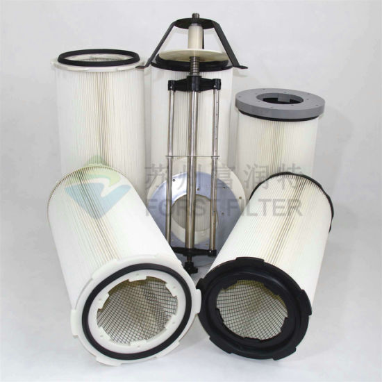 Forst Dust Collector Pleated Polyester Air Filter Cartridge
