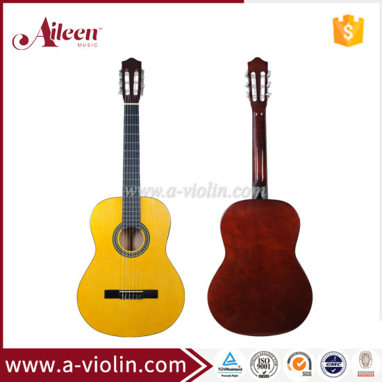 Solid Wood Fingerboard Aileen Brand Custom Classical Guitar pictures & photos