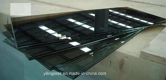 Color Tinted Laminated Glass Claddng Wall Balustrade pictures & photos