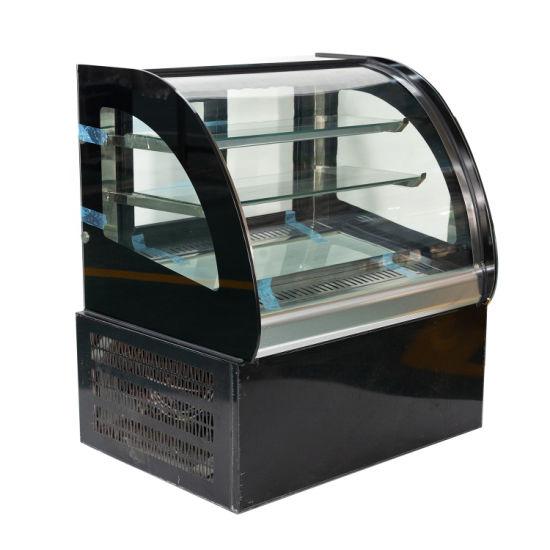Hot Sale Refrigerated Cake Refrigerator Bakery Display Case