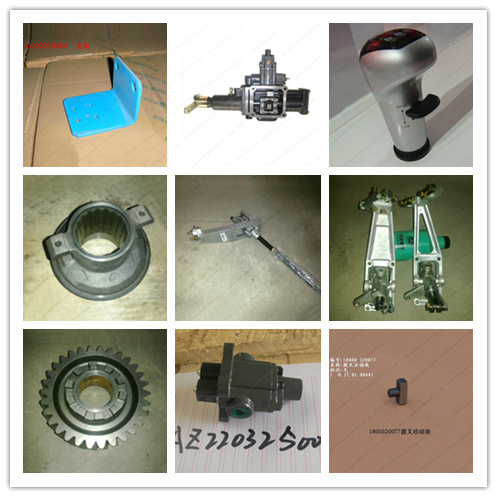 Sinotruk HOWO Engine Parts Crankshaft Assembly (161560020029) pictures & photos