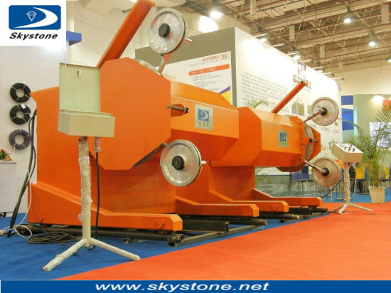 Diamond Wire Saw Machine for Granite and Marble Quarry Tsy-55g pictures & photos