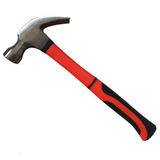 Claw Hammer with Rubber Handle (HM-008) pictures & photos