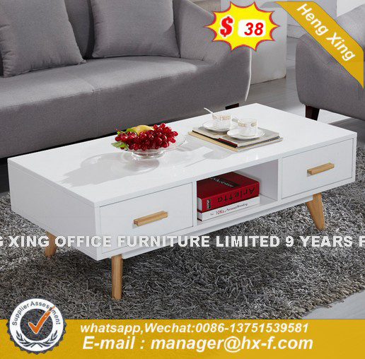 8 Corner Transparent Standard Size Coffee Table (UL-MFC031) pictures & photos