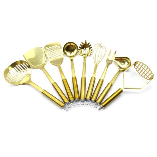 Wholesale Non-Stick FDA Cooking Tools Non-Stick Kitchen Utensils and Cook Ware