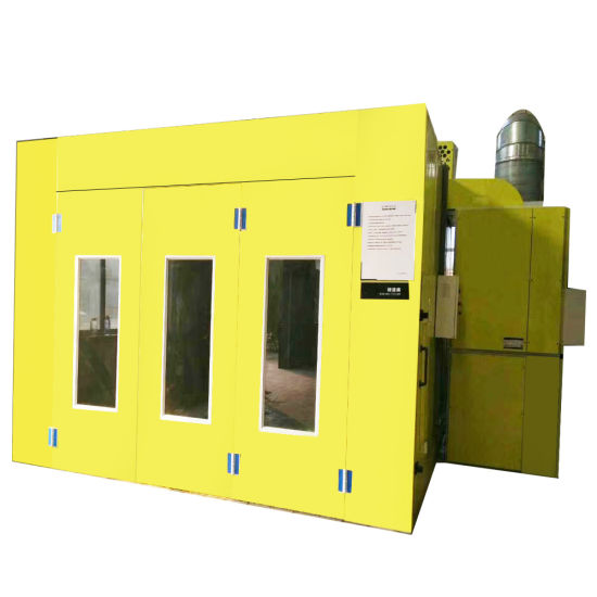 Full Downdraft Semi Draft Side Downdraft Car Paint Spray Booth/Equipment