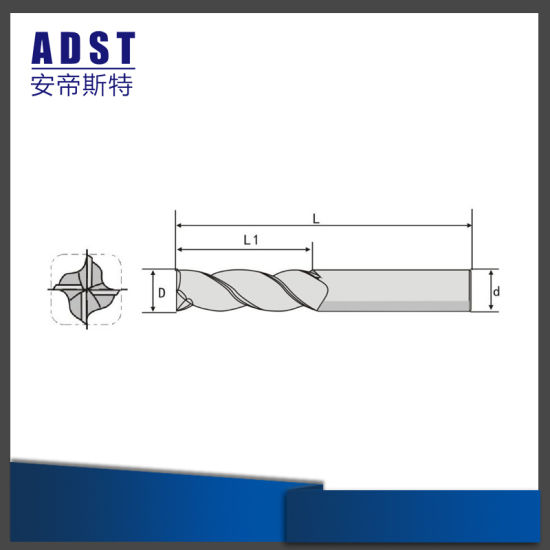 Marvelous China Good Supply 4 Flute Tungsten Carbide Milling Cutter For Wiring Database Gramgelartorg