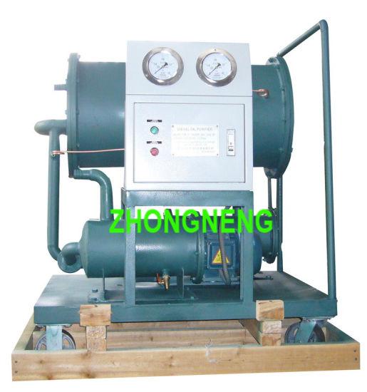 Light Oil Filtering System Plant, Diesel Treatment Unit