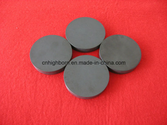 Gas Sintering Si3n4 Ceramic Disc pictures & photos