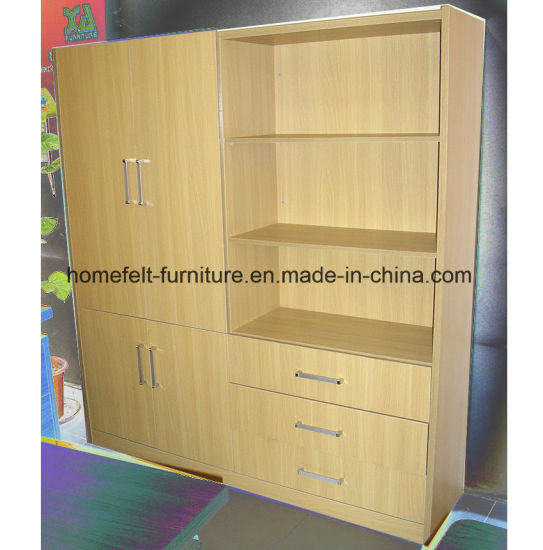 Boss Office Furniture Large Wooden Storage Cabinets File Cabinet