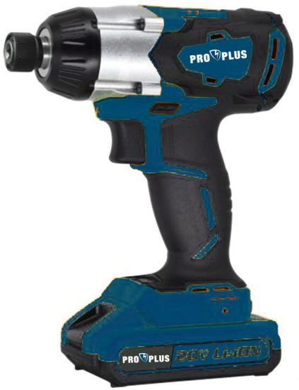 Hand Power Tools of Cordless Impact Screw Driver