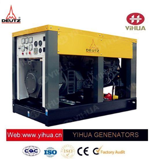Yihua- Deutz Half Open Canopy Prime Power 10-100kw 50hzdiesel Genset[IC180228A]