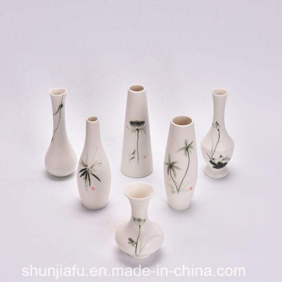 China Hand Painted Ceramic Vase For Home Decoration China Ceramic